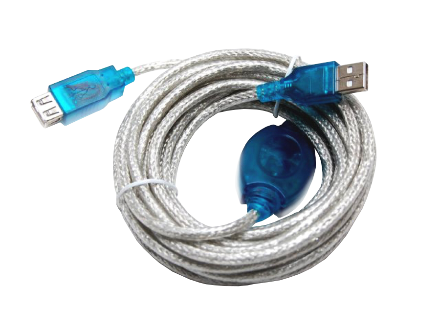 15' USB 2.0 Active Repeater Cable