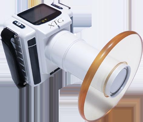 XTG Handheld Xray