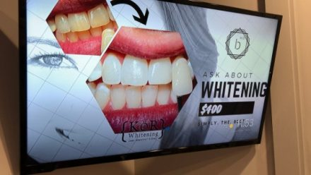 teeth whitening marketing