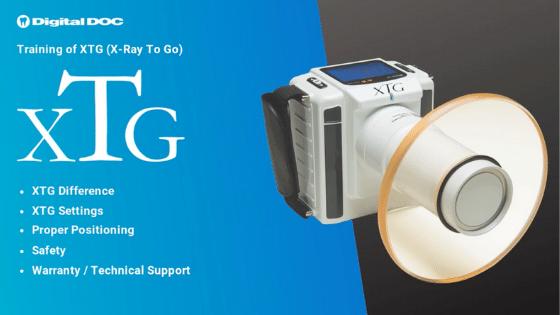 XTG Handheld X-ray Training